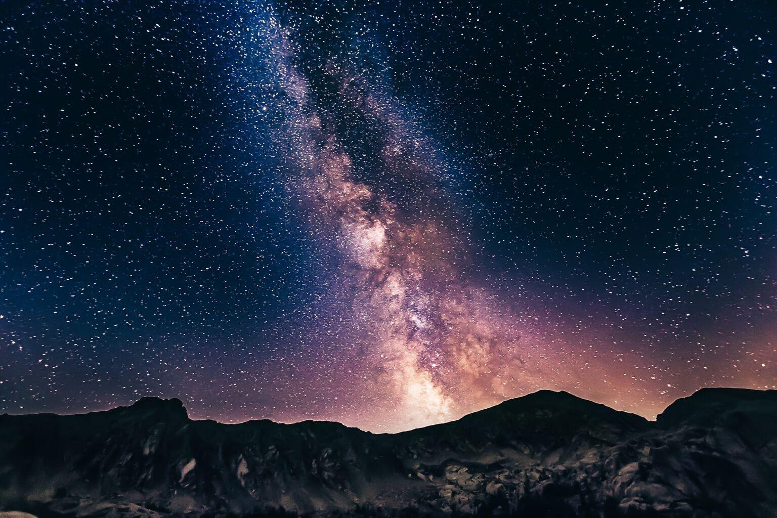 stars galaxy unknown universe