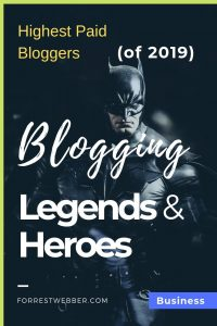 Blogging Legends and Heroes of 2019 (1)