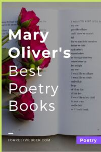 Mary Oliver Best Poetry Books